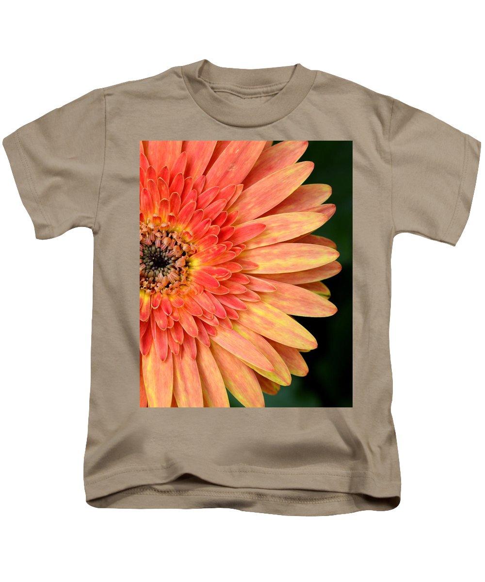 Gerber Kids T-Shirt featuring the photograph Dsc1484z-001 by Kimberlie Gerner