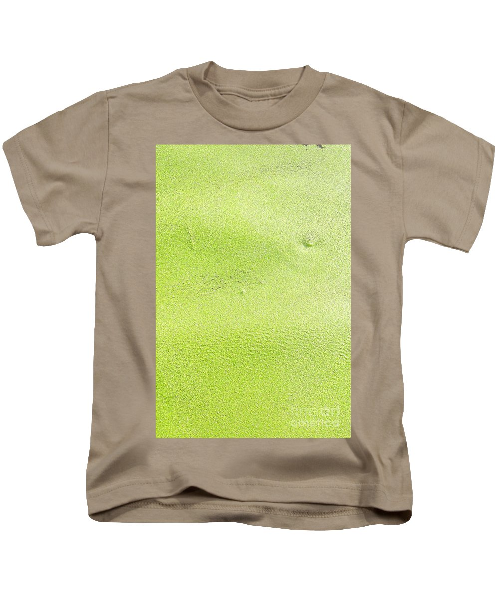 Green Kids T-Shirt featuring the photograph Green by Jenny Potter