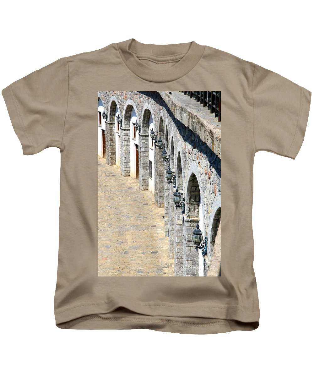 Kids T-Shirt featuring the photograph Italia by Alexandros Petrides