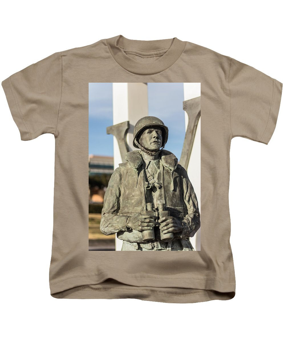 Florida Kids T-Shirt featuring the photograph Looking Out by Jon Cody