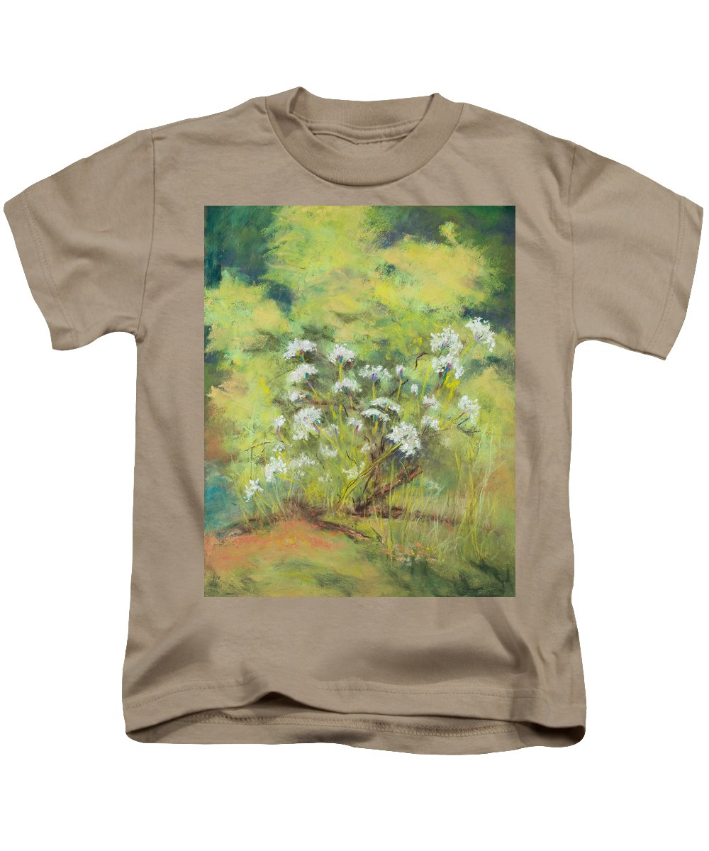 Pastel Kids T-Shirt featuring the painting Royalty by Lee Beuther