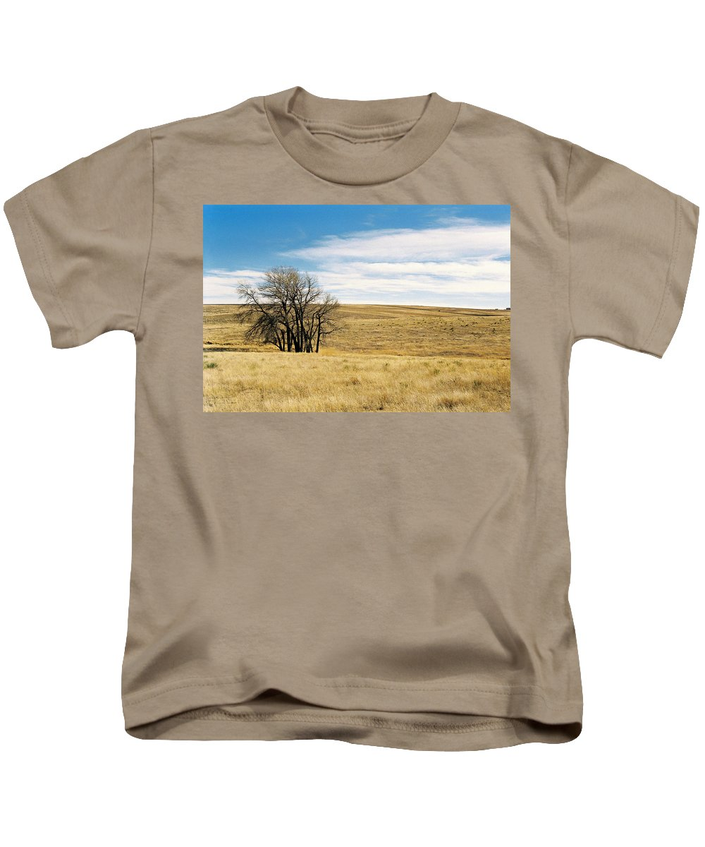 Art Kids T-Shirt featuring the photograph The Other Colorado by Ric Bascobert