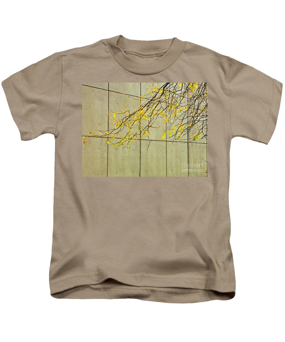 Wall Kids T-Shirt featuring the photograph The Wall by Gary Richards