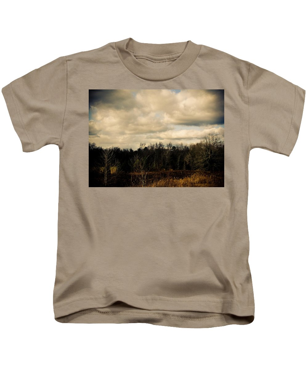 Wilderness Kids T-Shirt featuring the photograph Wilderness by Jessica Brawley