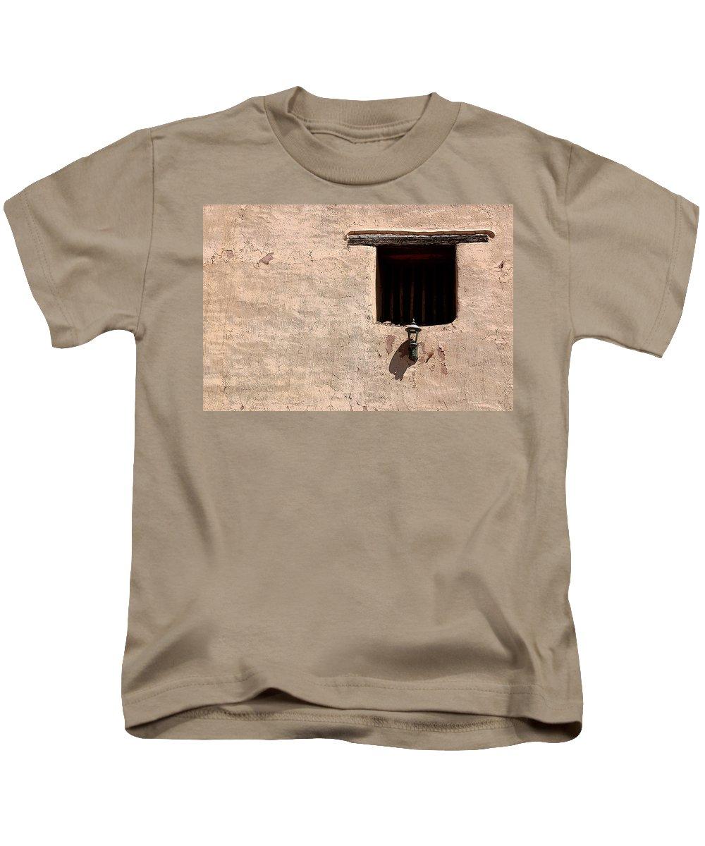Window Kids T-Shirt featuring the photograph Window Of God by Joe Kozlowski