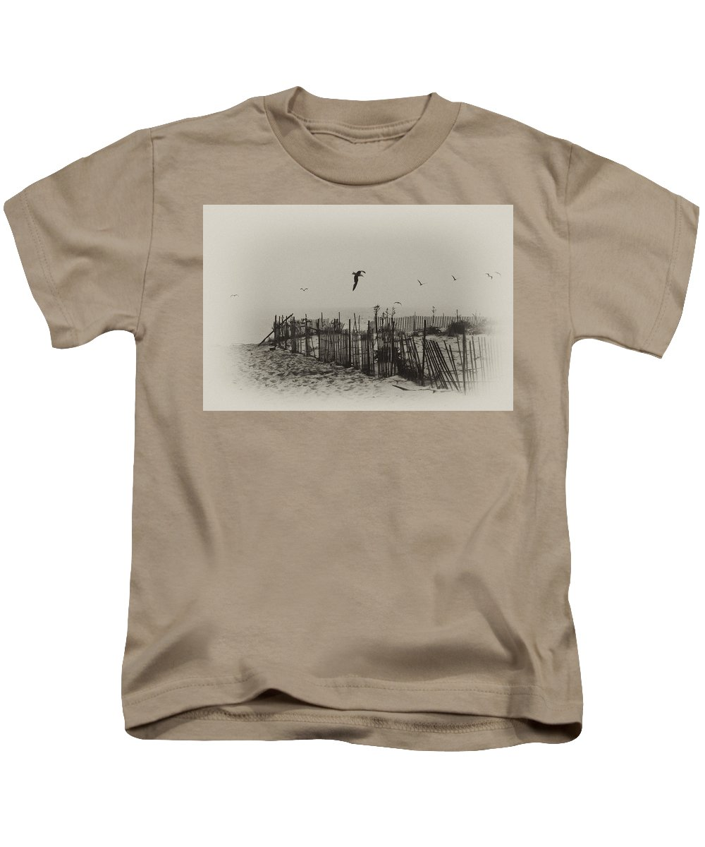 Cape May Kids T-Shirt featuring the photograph Cape May Morning by Bill Cannon