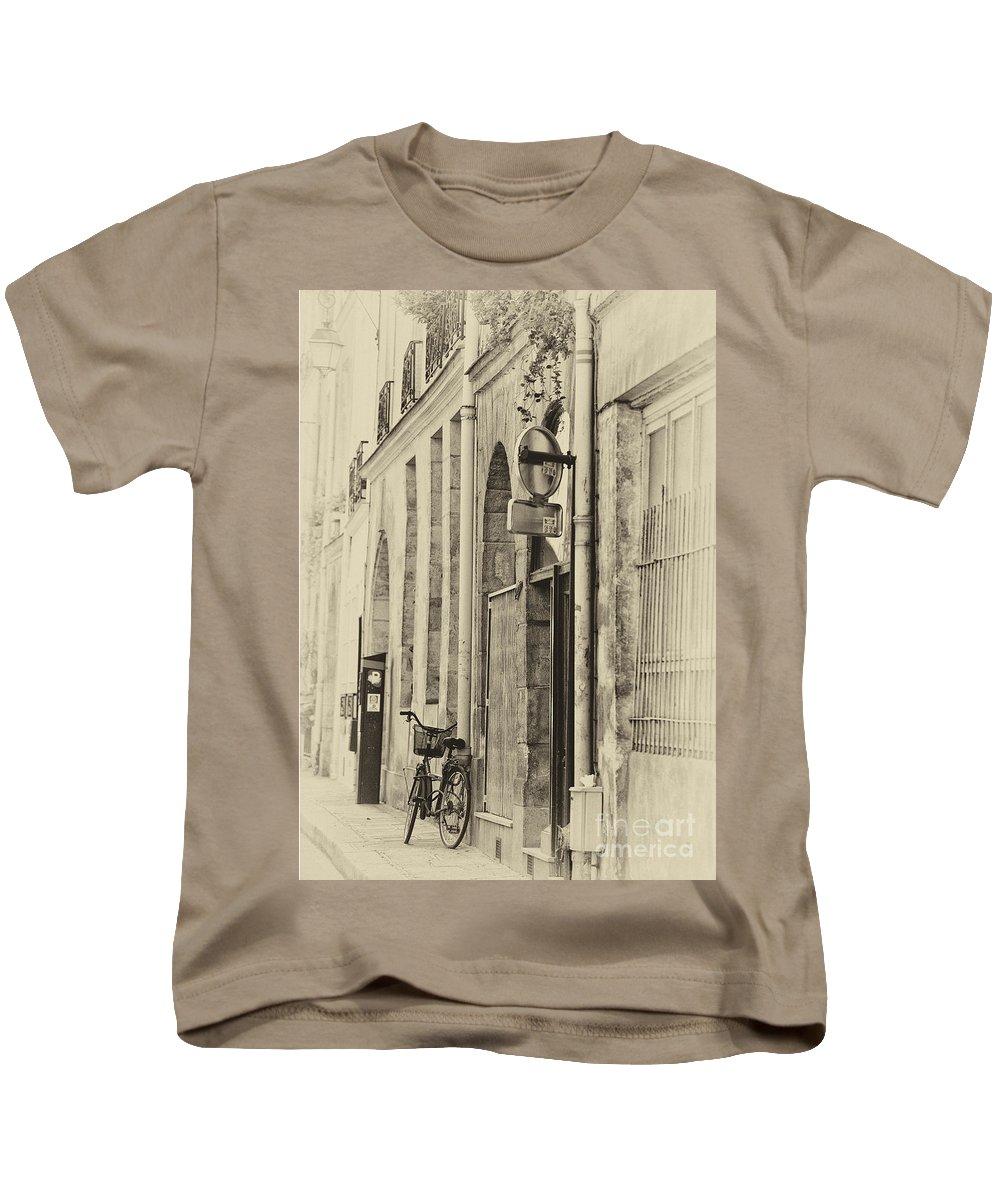 Paris Kids T-Shirt featuring the photograph Paris by Sheila Smart Fine Art Photography