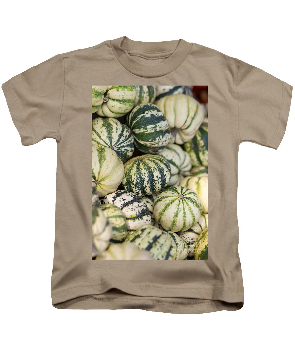 Sweet Dumpling Kids T-Shirt featuring the photograph Sweet Sweet Dumplings by Brooke Roby