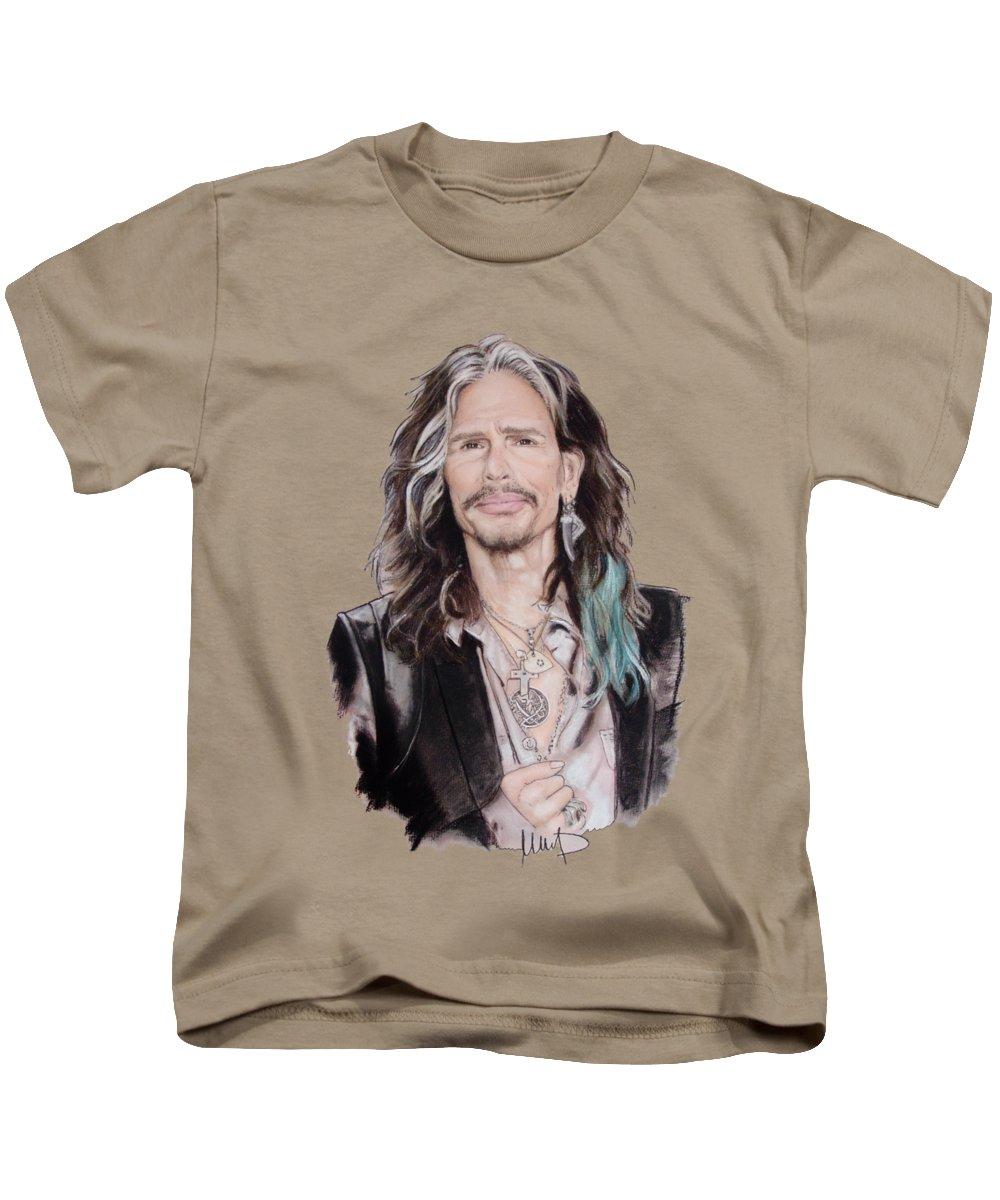 Steven Tyler Kids T-Shirts