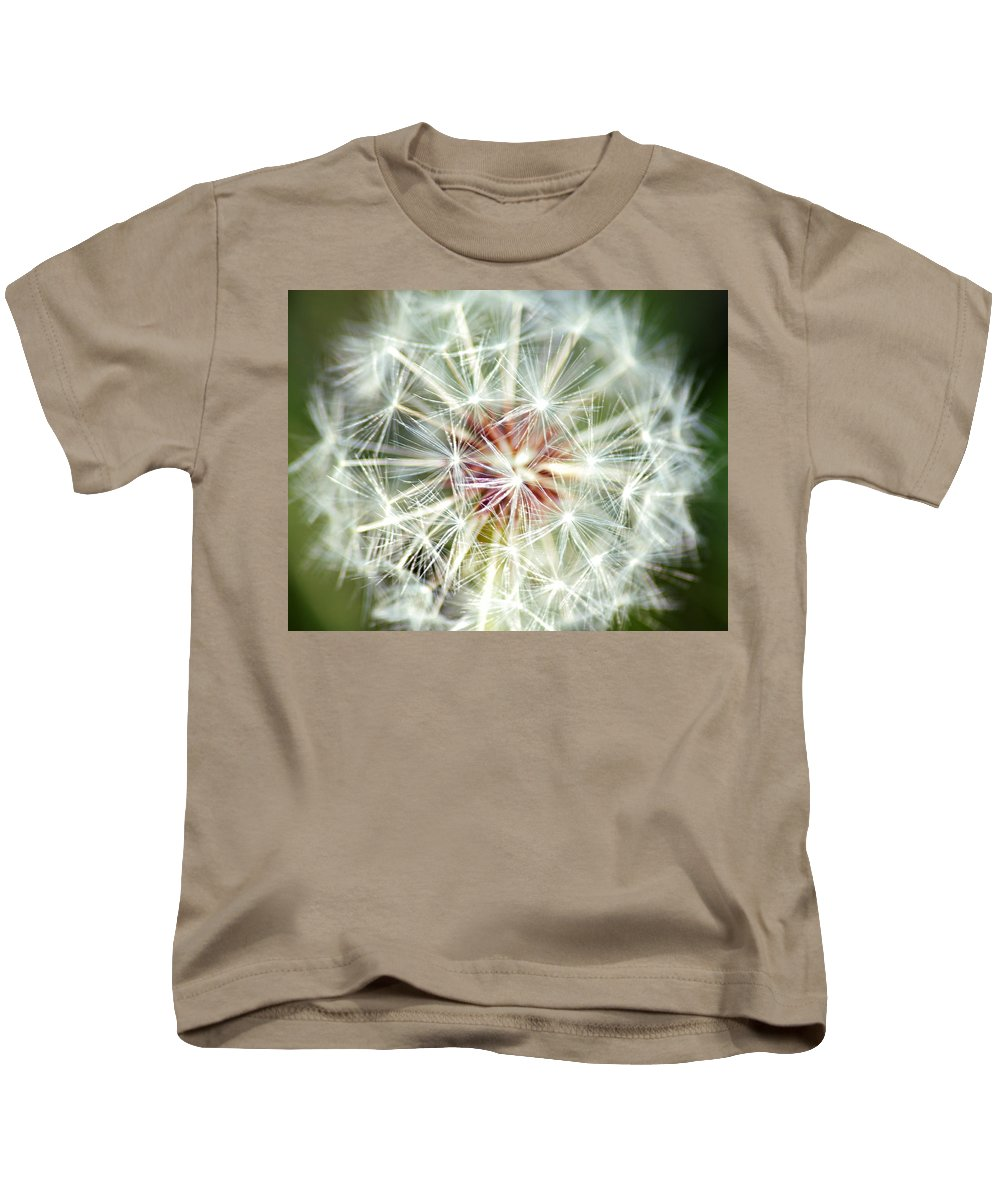 Photography Kids T-Shirt featuring the photograph Anything Is Beautiful In The Right Context by Larry Ricker