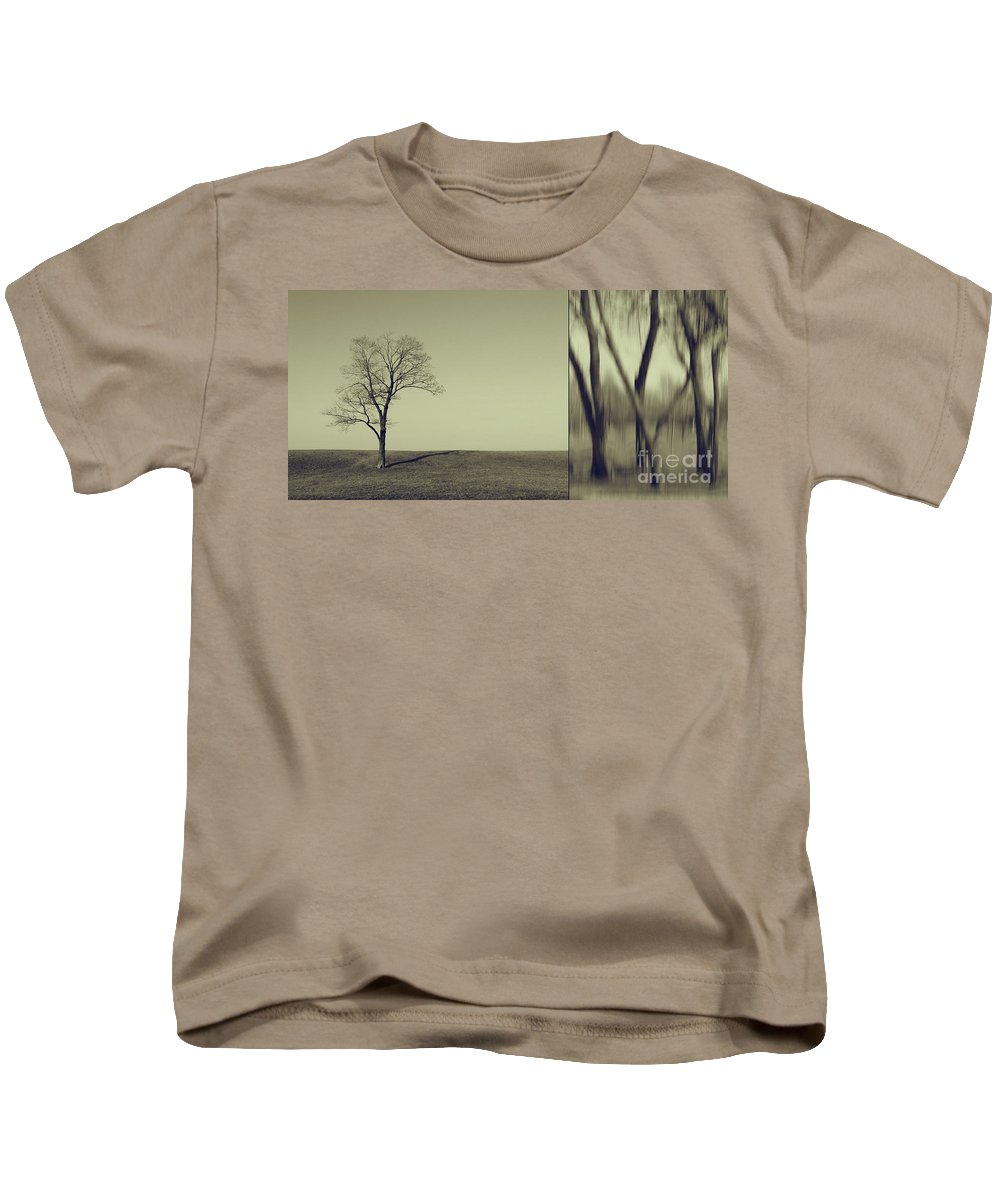 Chicago Kids T-Shirt featuring the photograph Can You Hear My Silent Words Whispering Along The Wind by Dana DiPasquale