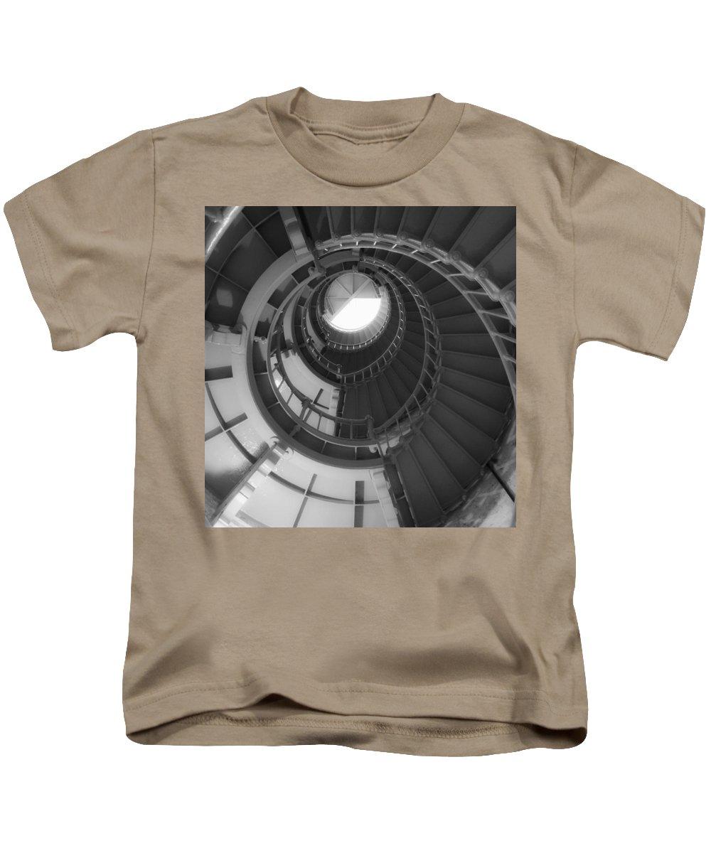 Lighthouse Kids T-Shirt featuring the photograph Dream by Zita Blazuk