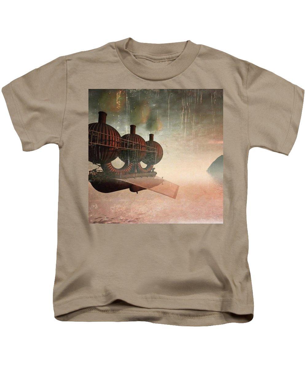 Steampunk Kids T-Shirts
