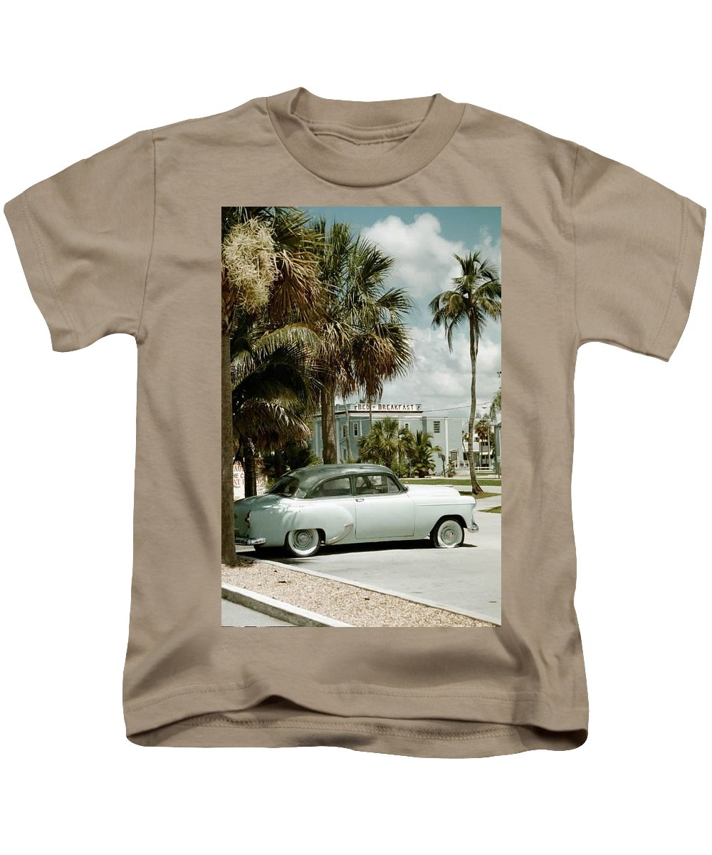 Everglade City Kids T-Shirt featuring the photograph Everglade City I by Flavia Westerwelle