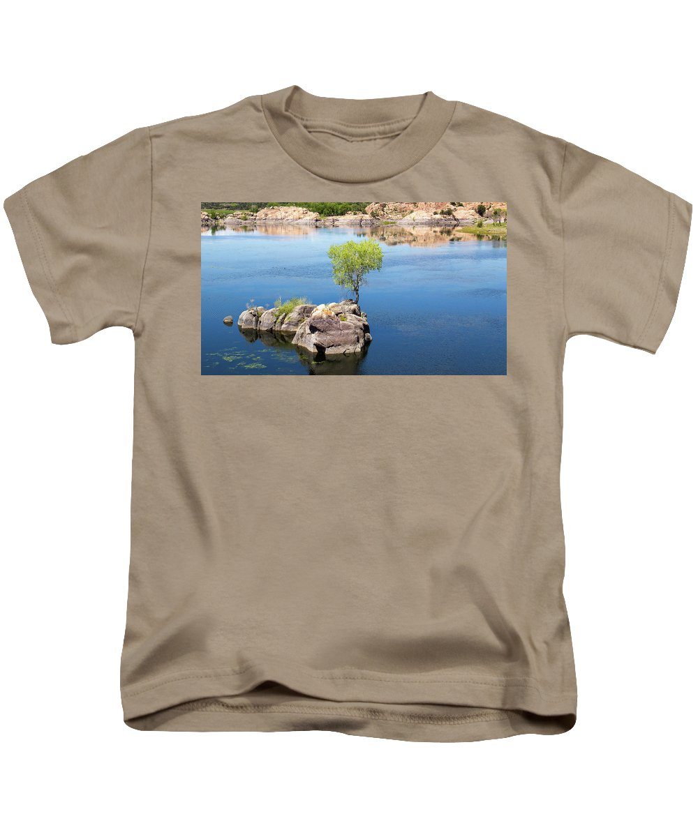 Island Kids T-Shirt featuring the photograph Grow Where You're Planted by Amy Sorvillo