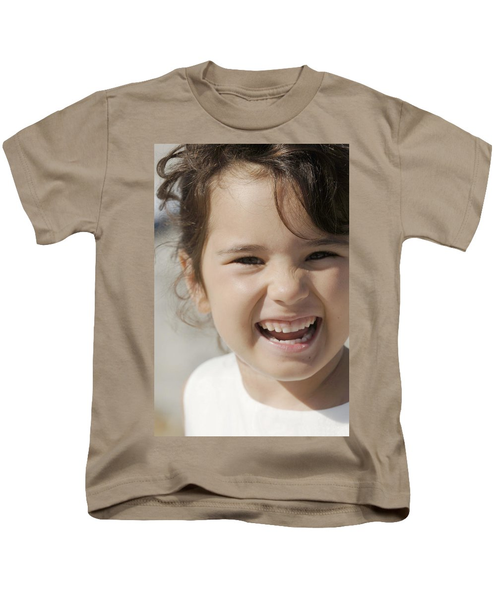 Happy Contest Kids T-Shirt featuring the photograph Happy Contest 10 by Jill Reger