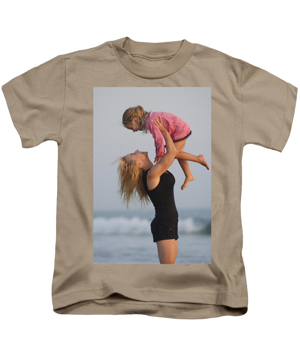 Happy Contest Kids T-Shirt featuring the photograph Happy Contest 12 by Jill Reger