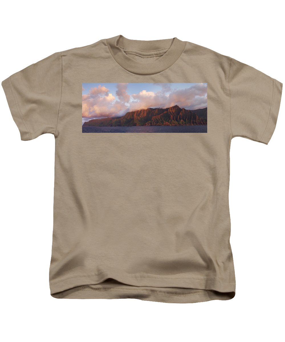Hawaii Kids T-Shirt featuring the photograph Hawaii by Heather Coen