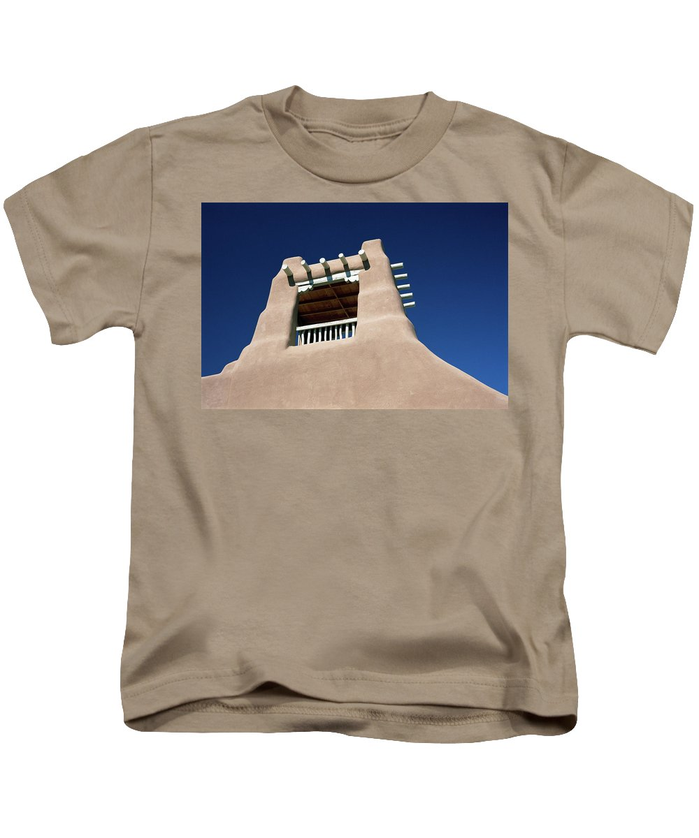 Southwest Kids T-Shirt featuring the photograph Keeping Watch by Jim Benest
