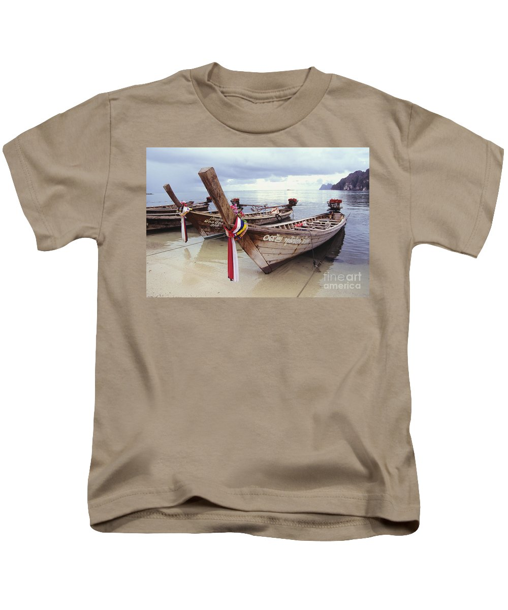 Beautiful Kids T-Shirt featuring the photograph Koh Phi Phi by Bill Brennan - Printscapes