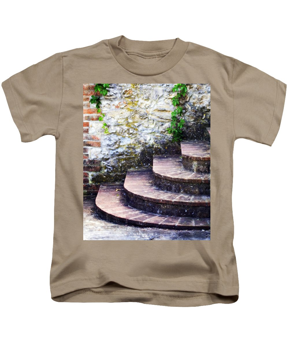 Lead Kids T-Shirt featuring the photograph Lead The Way by Marilyn Hunt