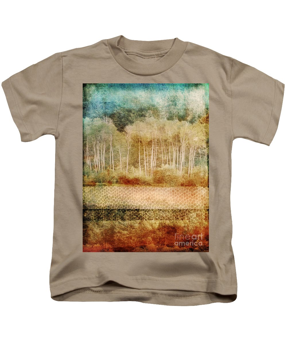 Trees Kids T-Shirt featuring the photograph Loss Of Memory by Tara Turner