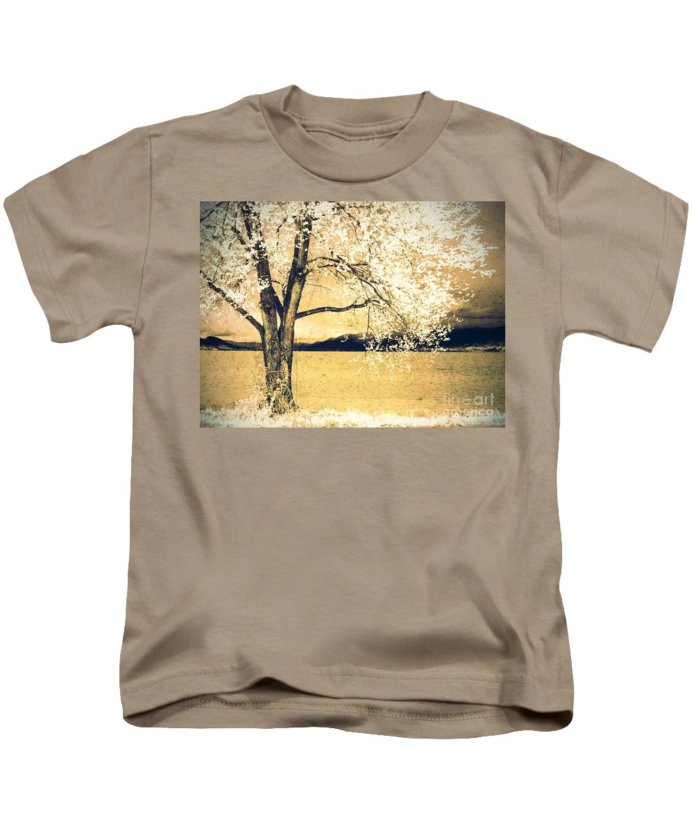 Tree Kids T-Shirt featuring the photograph May 5 2010 by Tara Turner