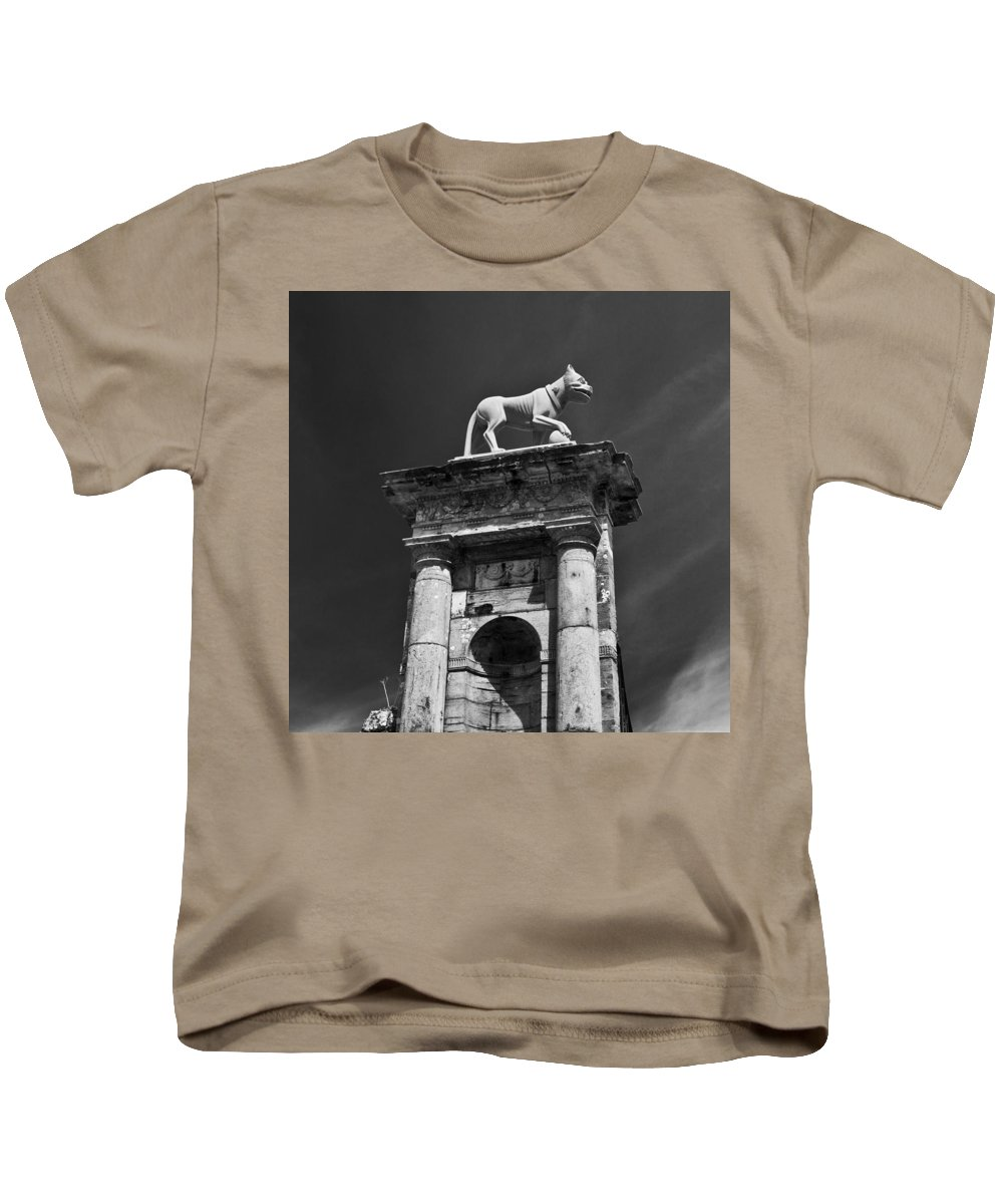Ancient Kids T-Shirt featuring the photograph Northern Ireland 33 by Avril Christophe
