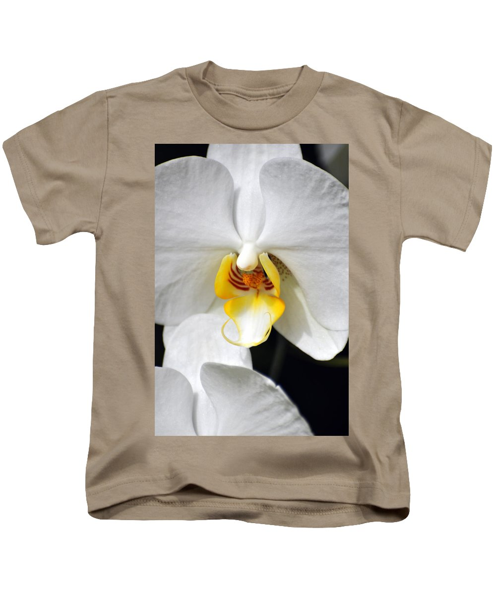 Flower Kids T-Shirt featuring the photograph Orchid 23 by Marty Koch