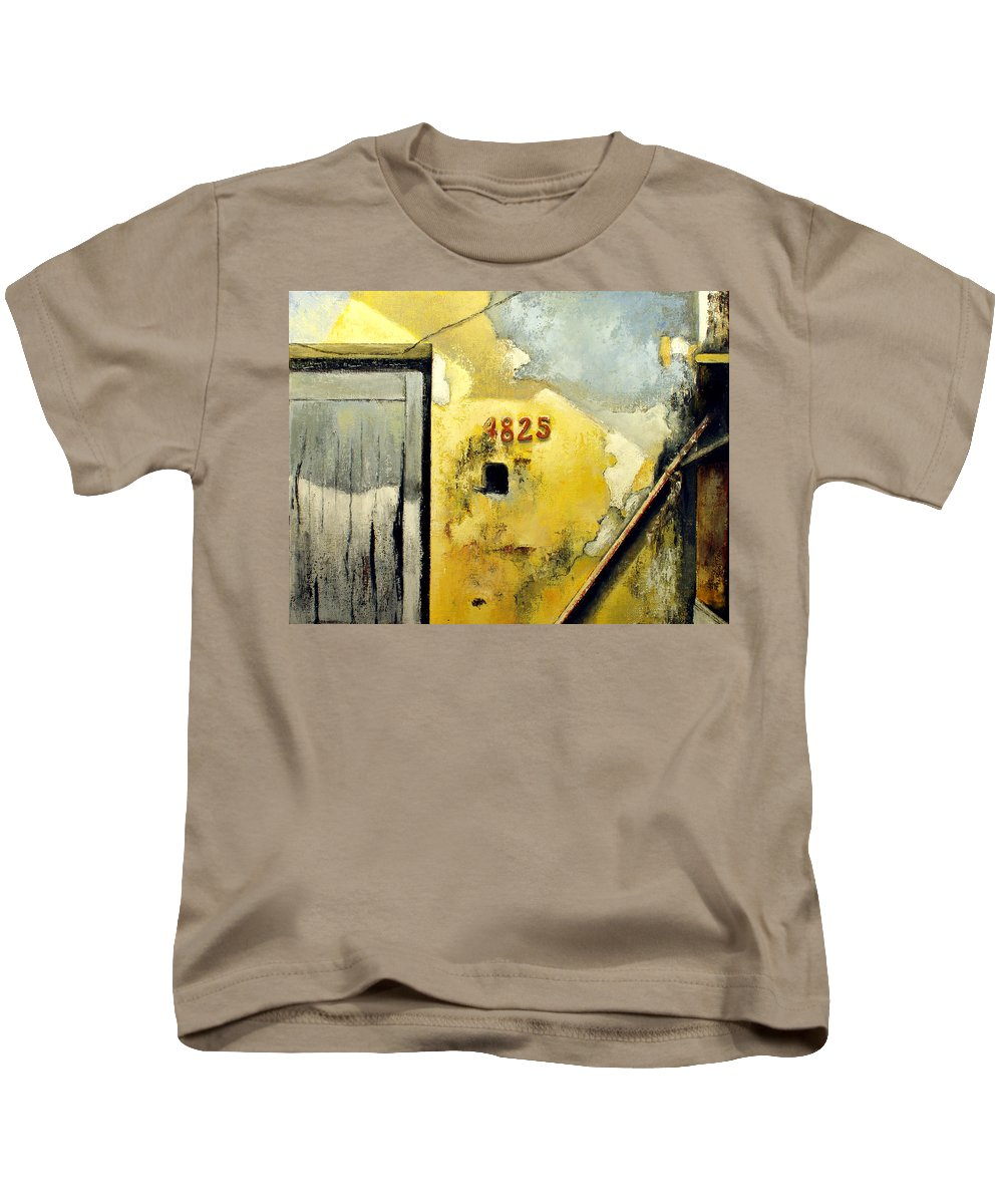 Havana Kids T-Shirt featuring the painting Solana by Tomas Castano