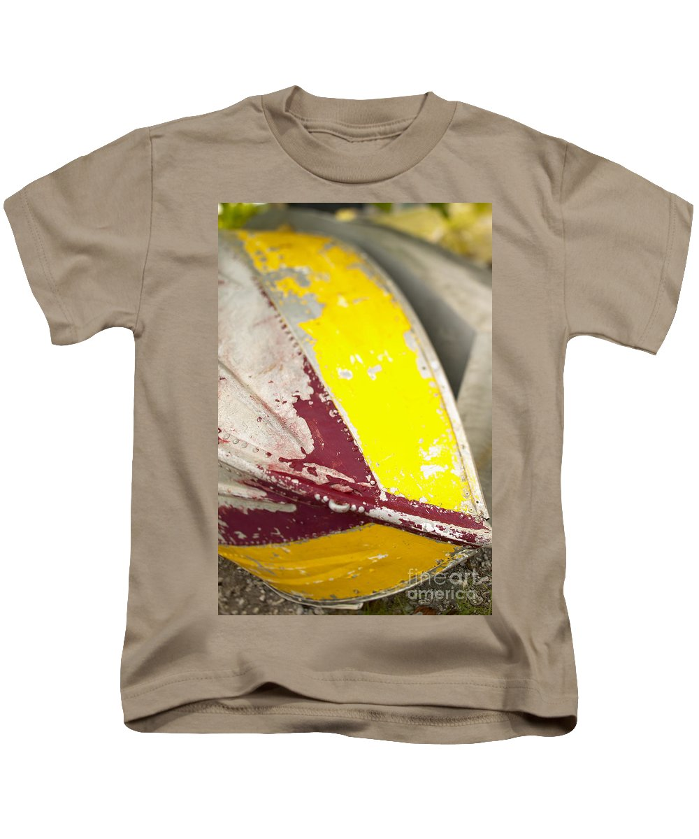 Afternoon Kids T-Shirt featuring the photograph Tuamotu Isles by Kyle Rothenborg - Printscapes