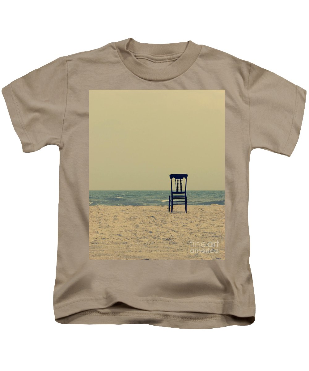 Ocean Kids T-Shirt featuring the photograph Until Tomorrow And Tomorrow And Tomorrow by Dana DiPasquale