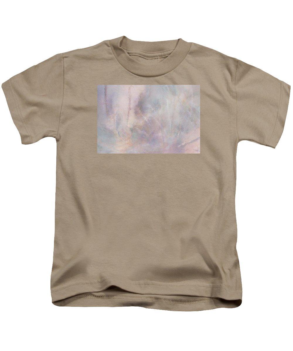 Digital Art Kids T-Shirt featuring the digital art Vanishing Act by Linda Murphy