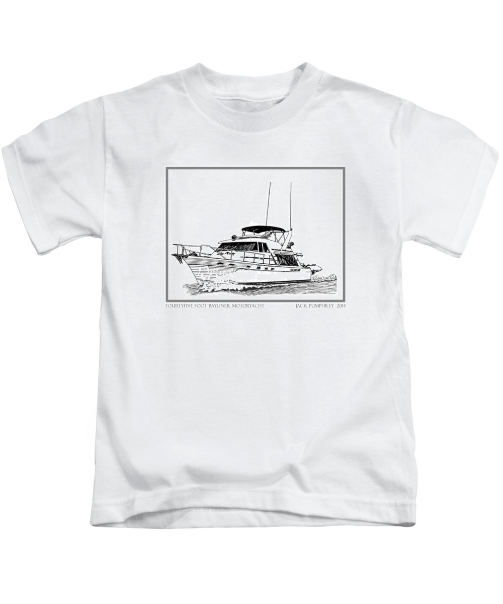 Bayliner Kids T-Shirts