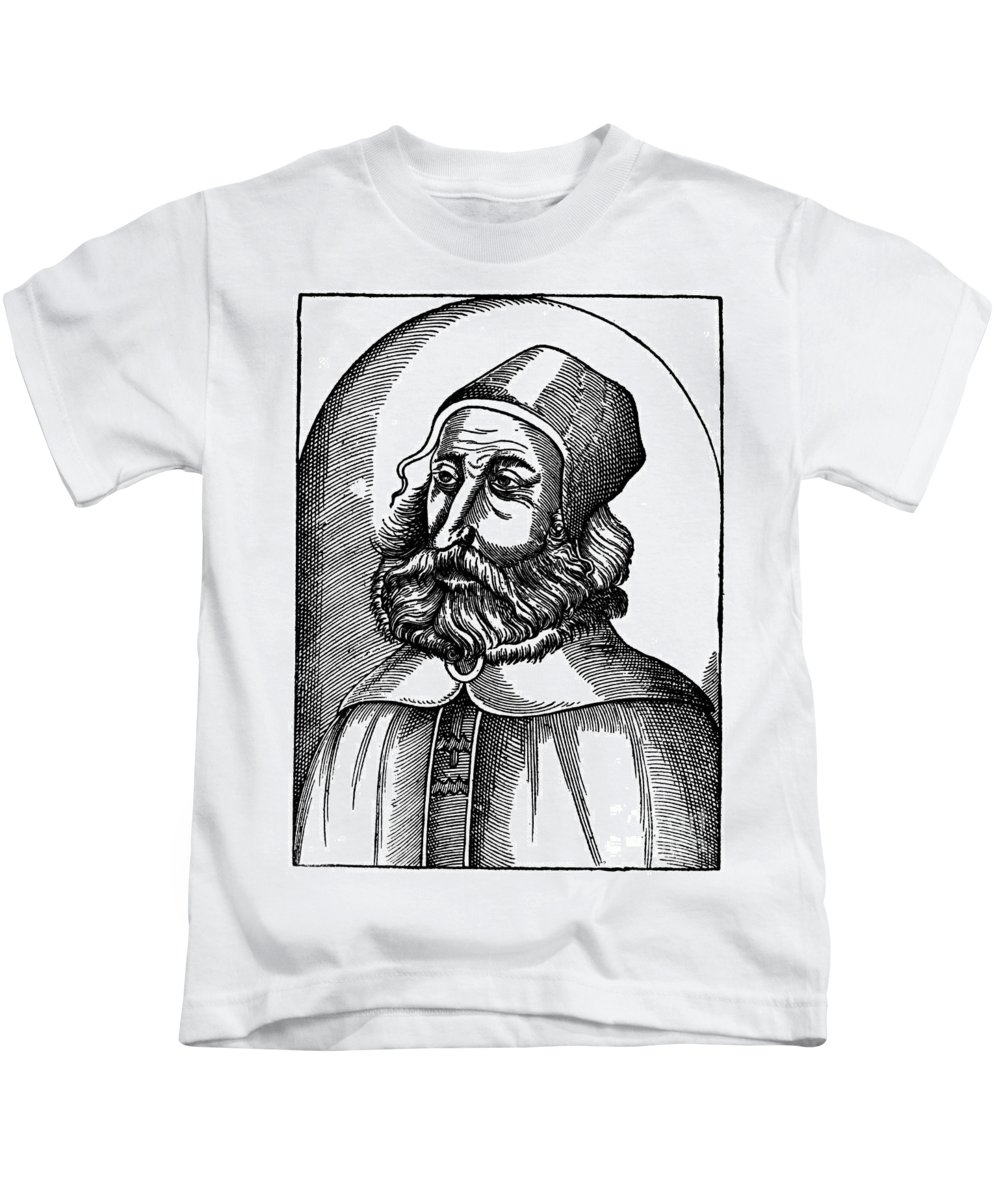 2nd Century Kids T-Shirt featuring the photograph Galen (129-c200 A.d.) by Granger