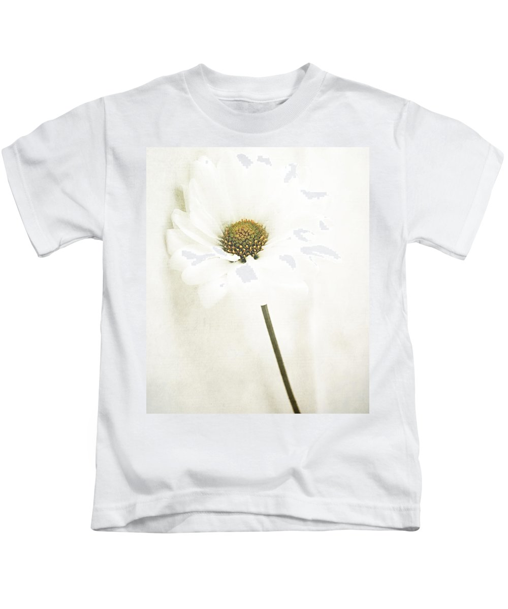 Flowers Kids T-Shirt featuring the photograph Untitled by The Artist Project