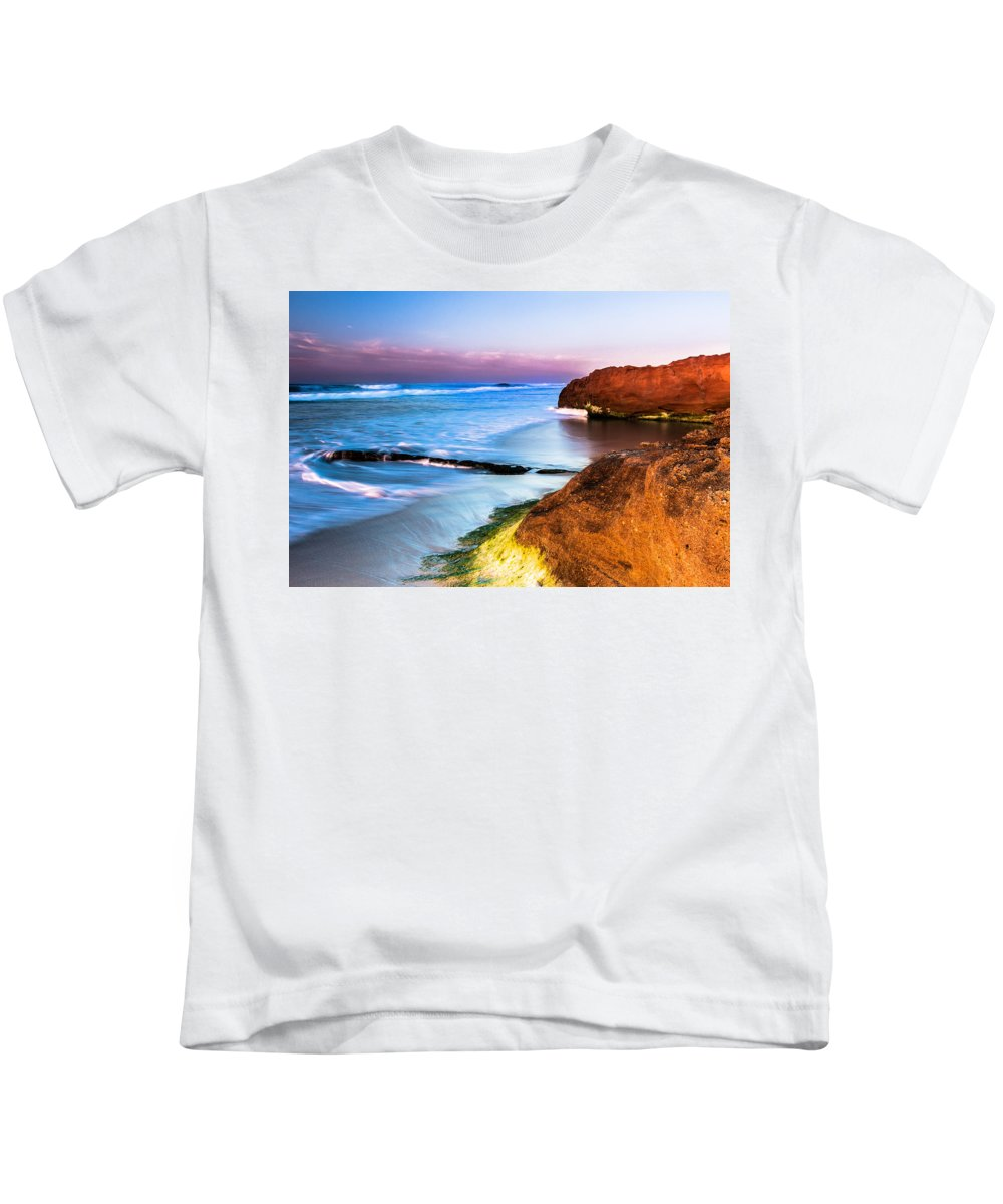 Communion Kids T-Shirt featuring the photograph Almagreira by Edgar Laureano