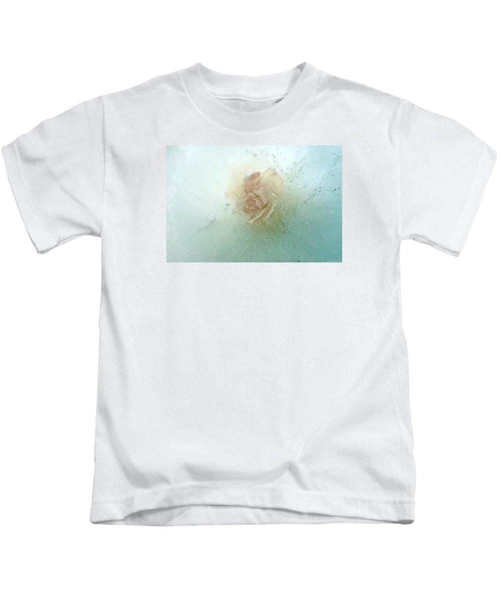 Photography Kids T-Shirt featuring the photograph Calm Summers Delight by Robert Zuchowski