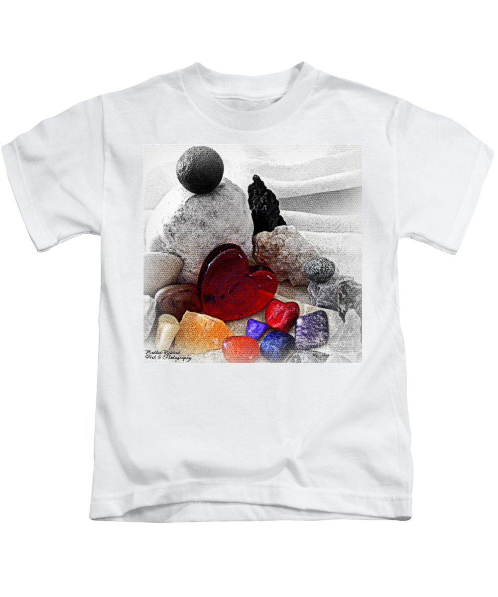 Acrylic Prints Kids T-Shirt featuring the photograph Color In The Midst by Bobbee Rickard