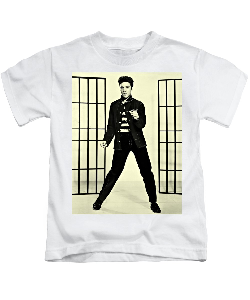 Elvis Framed Toddler T-Shirt