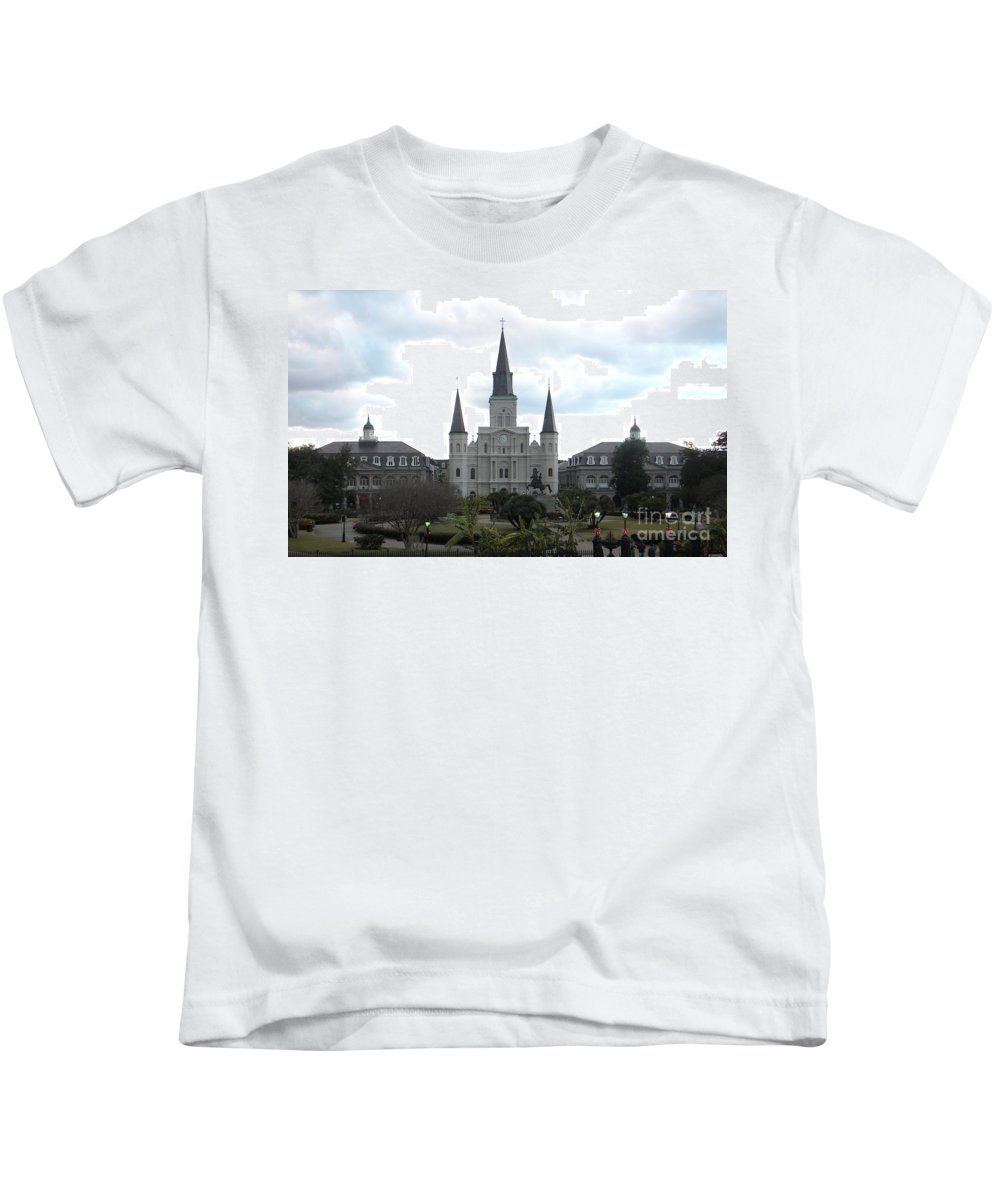 New Kids T-Shirt featuring the photograph New Orleans by Nathanael Smith
