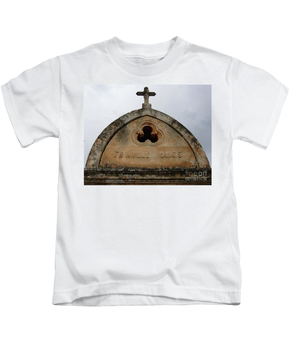 Abstract Kids T-Shirt featuring the photograph Penance by Lauren Leigh Hunter Fine Art Photography