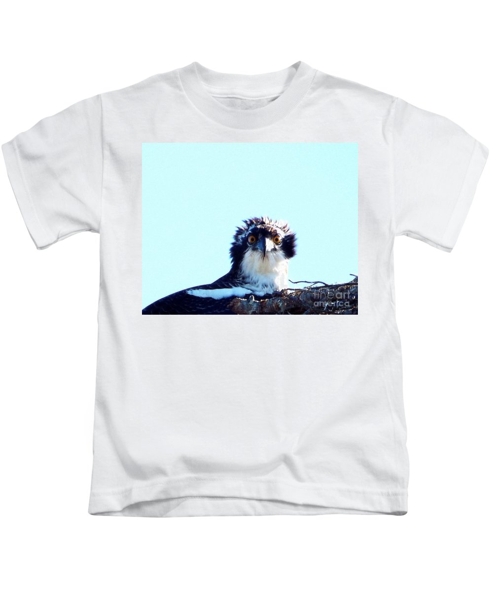 Puzzle Kids T-Shirt featuring the photograph Puzzled by CapeScapes Fine Art Photography