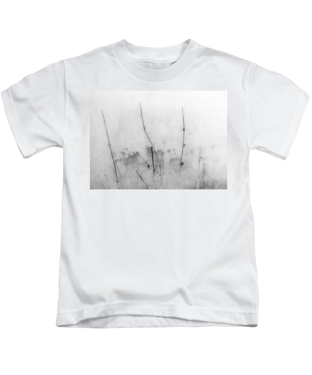 Gray Kids T-Shirt featuring the photograph Shades Of Grey by Prakash Ghai