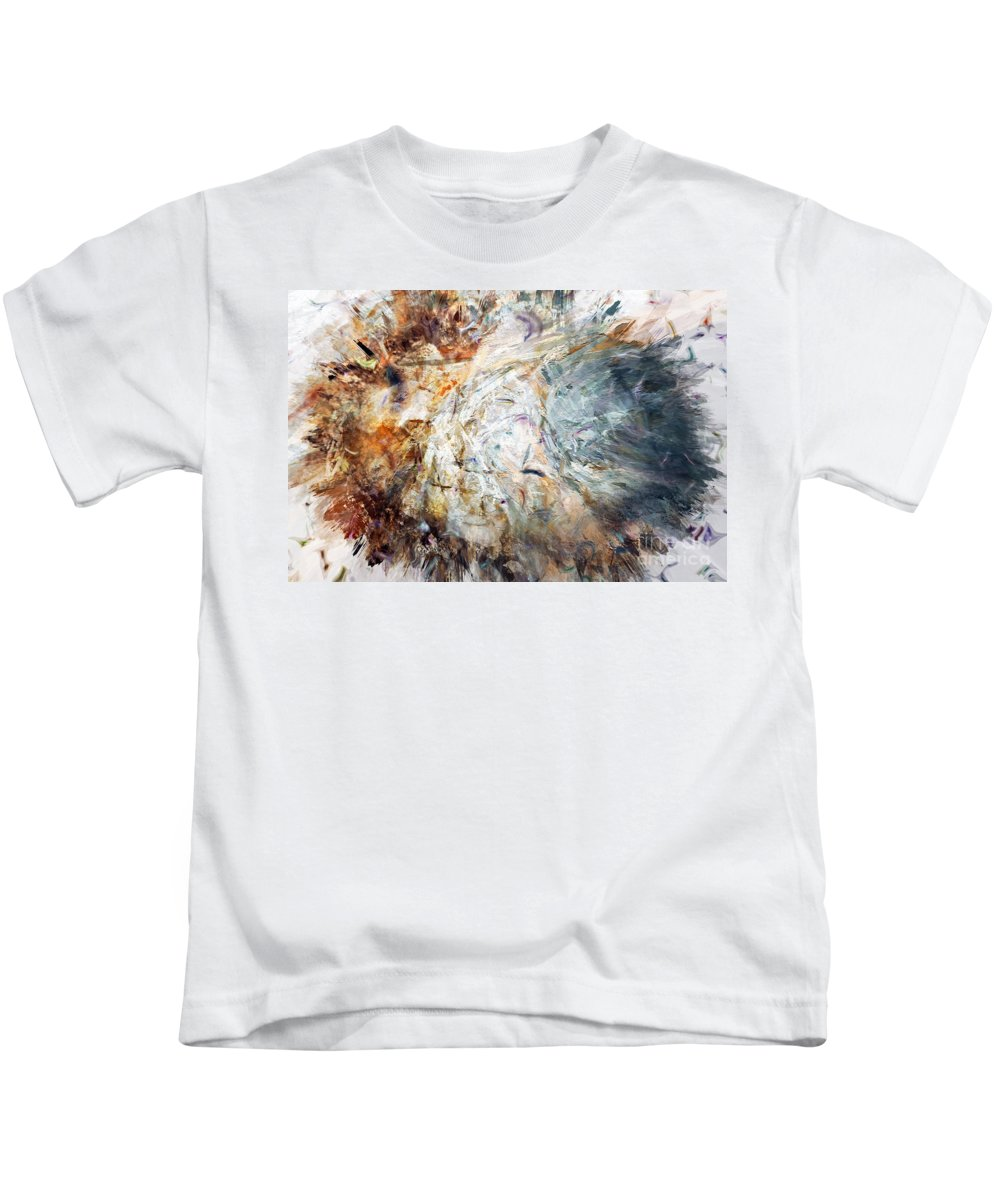 Purge Kids T-Shirt featuring the digital art The Purging by Margie Chapman
