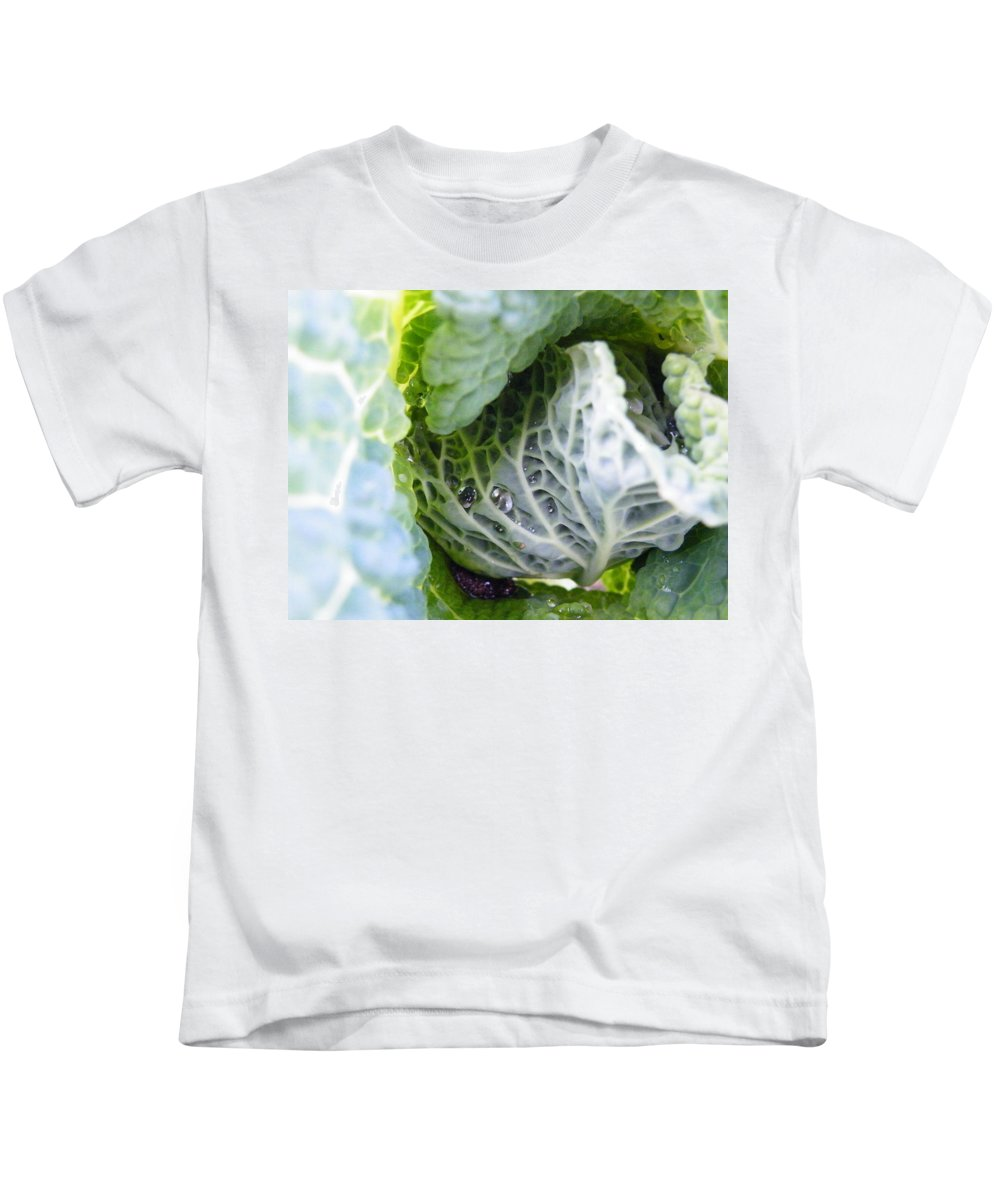 Tinted Kids T-Shirt featuring the photograph Tinted Tracery by Brian Boyle