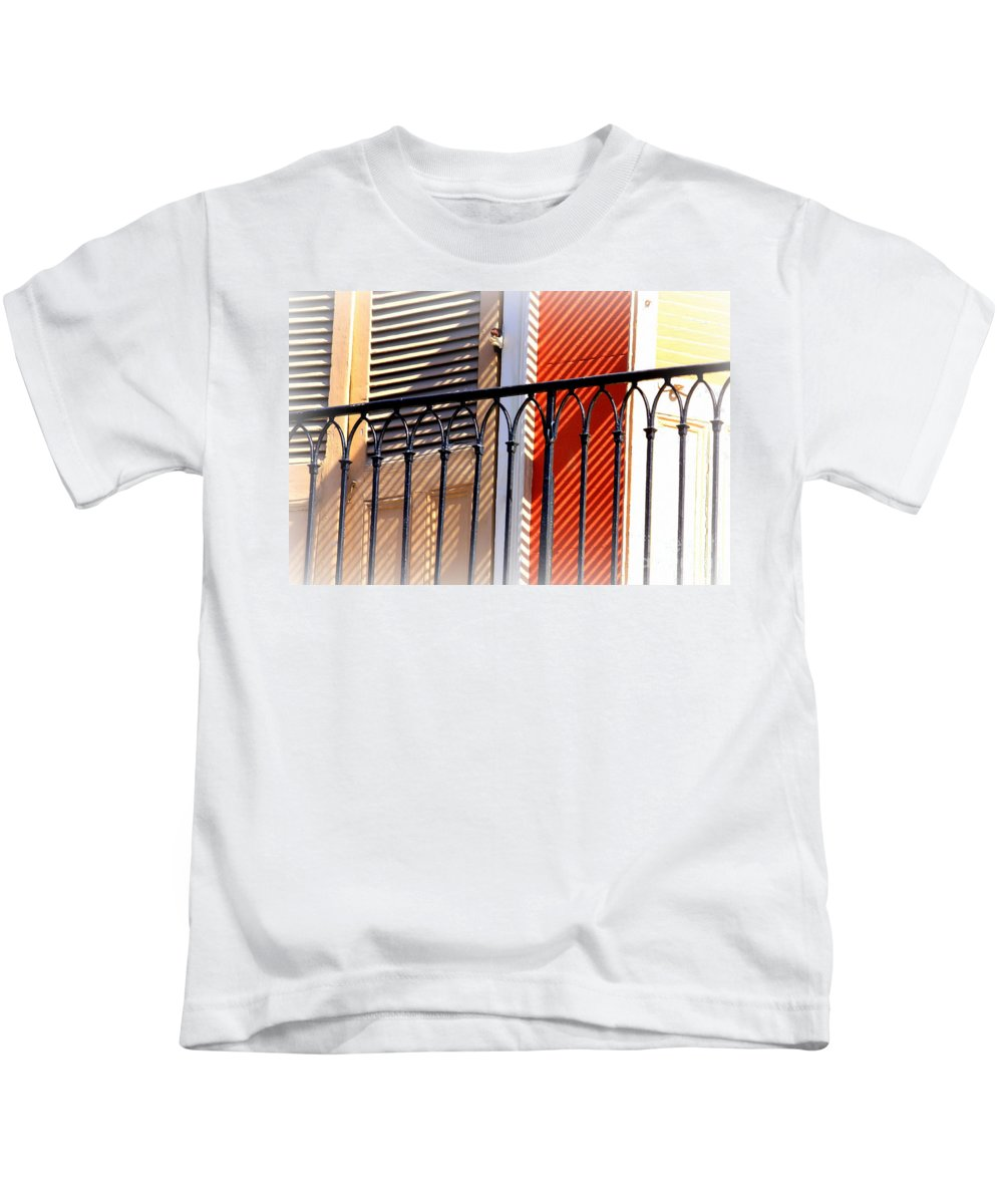 New Orleans Kids T-Shirt featuring the photograph Dreaming Of New Orleans by Carol Groenen