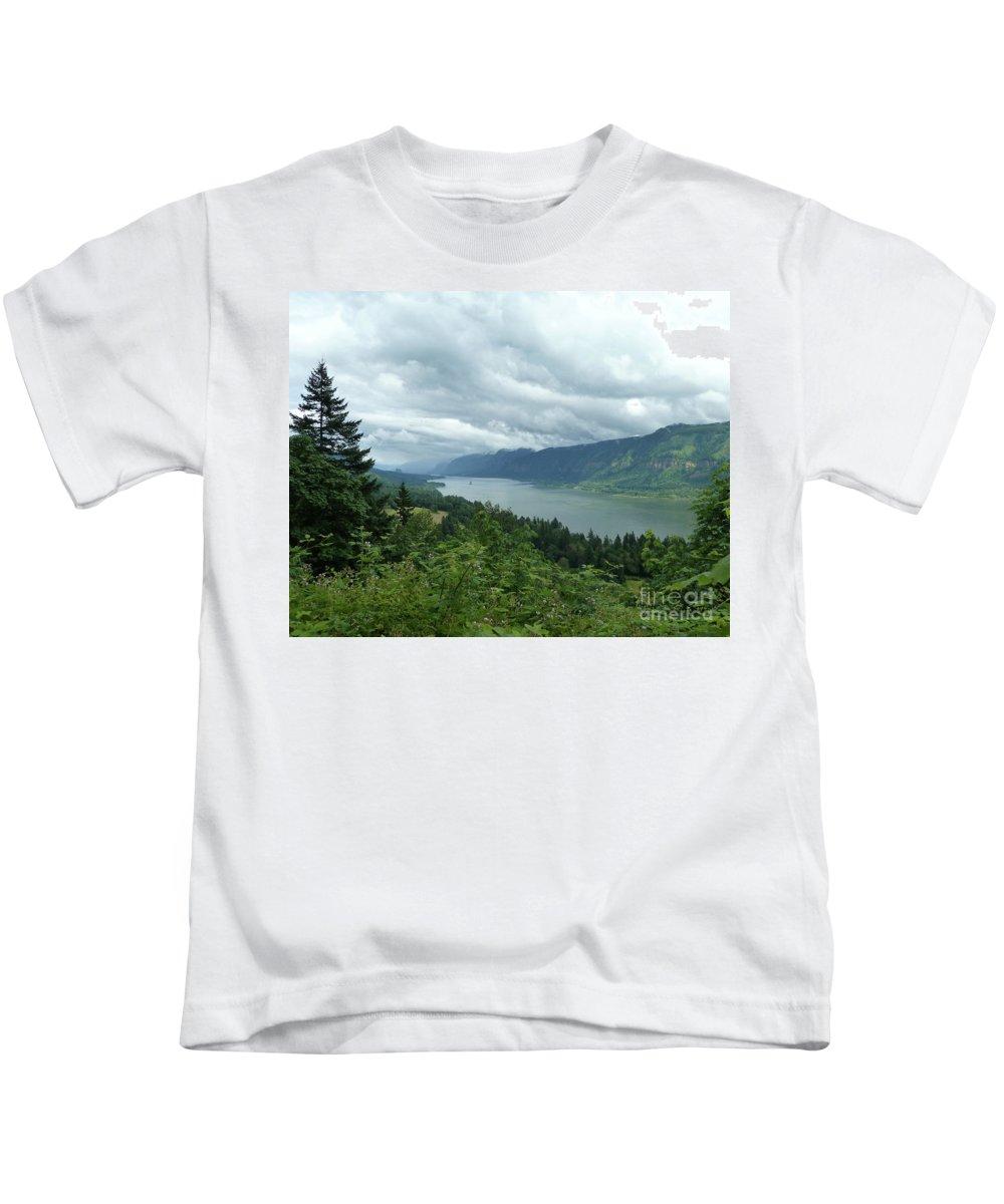 Landscape Kids T-Shirt featuring the photograph Endless by Lauren Leigh Hunter Fine Art Photography