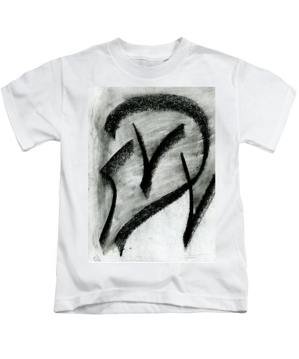 Freedom Kids T-Shirt featuring the painting Freedom by Taylor Webb