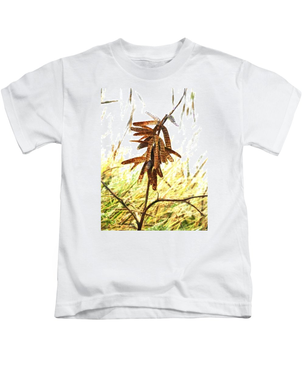 Seeds Kids T-Shirt featuring the photograph Let Us Celebrate Another Successful Year by Steve Taylor